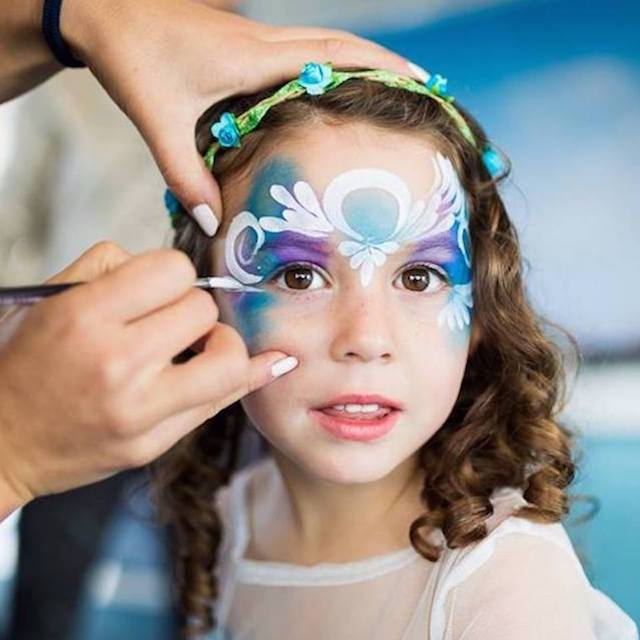 Face Painting Kids Party Entertainment Bazinga Parties Zurich