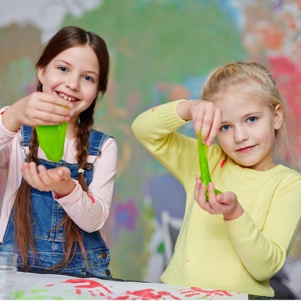 Kids Slime Entertainment in Zurich by Bazinga