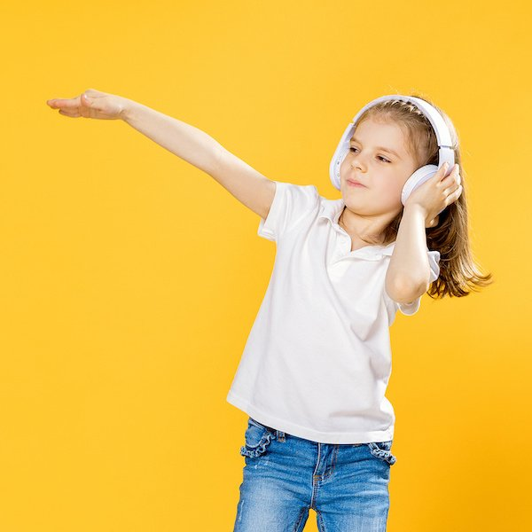 Kids Silent Disco Party Zurich Bazinga Parties